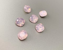 Квадраты (Fancy Stone) Swarovski 4470, Rose Water Opal, 8 мм