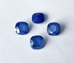 Квадраты (Fancy Stone) Swarovski 4470, цвет crystal Royal Blue, 10мм